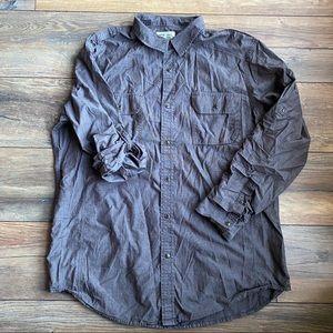 {preloved} Men's American Rag Button Down Shirt